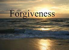 forgiveness, prayer