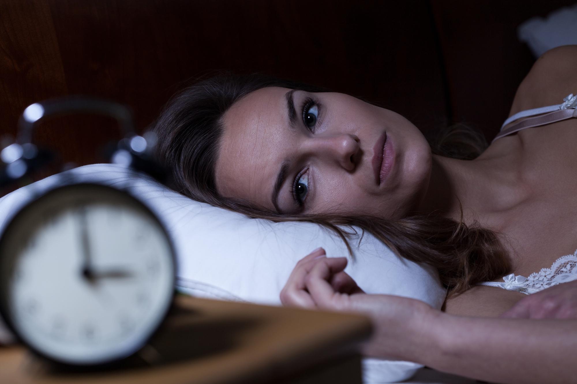 can carisoprodol cause insomnia?