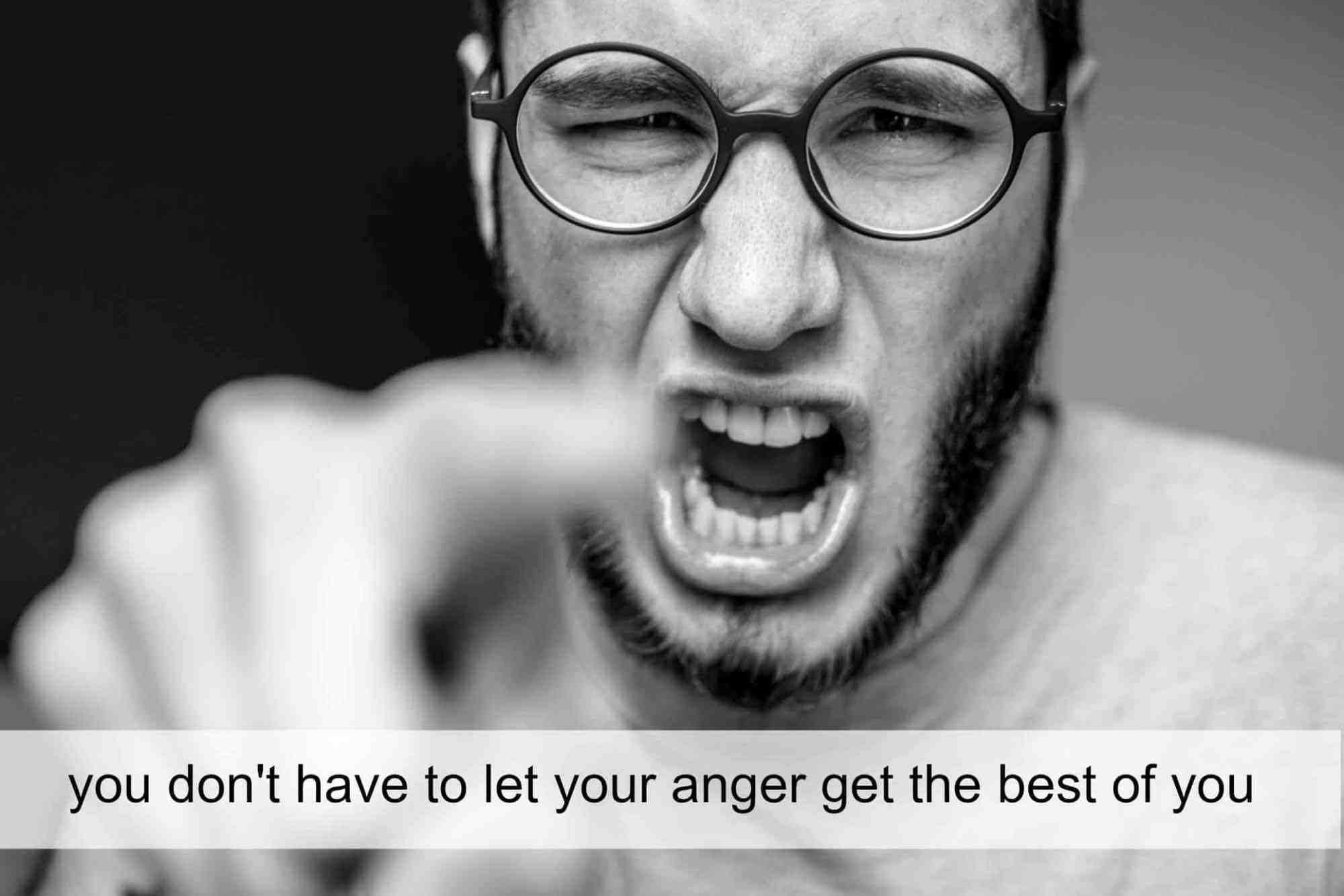 Wrath Fury Rage Whatever You Call It Anger Is A Powerful Emotion Unfortunately Its Often An Unhelpful One
