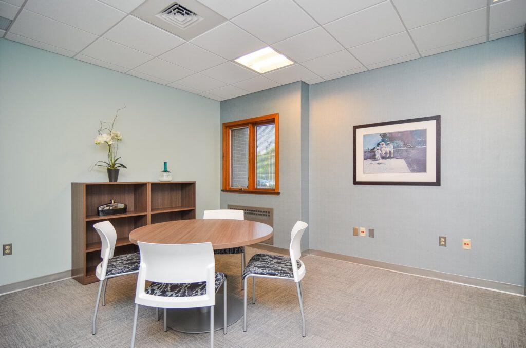 Loeks Residency Center private office