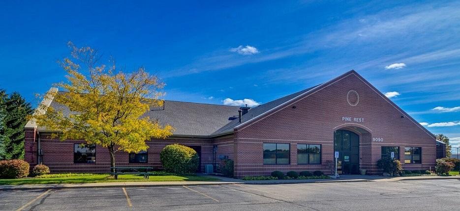 Caledonia Clinic exterior