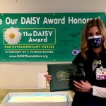 """DAISY Winner Mallory Cook, RN, Makes """"Lasting Impact"""" for TMS Patients"""