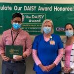 "DAISY Award Goes to ""Knight in Shining Armor"" Nurse Silas Kukaewkasem"