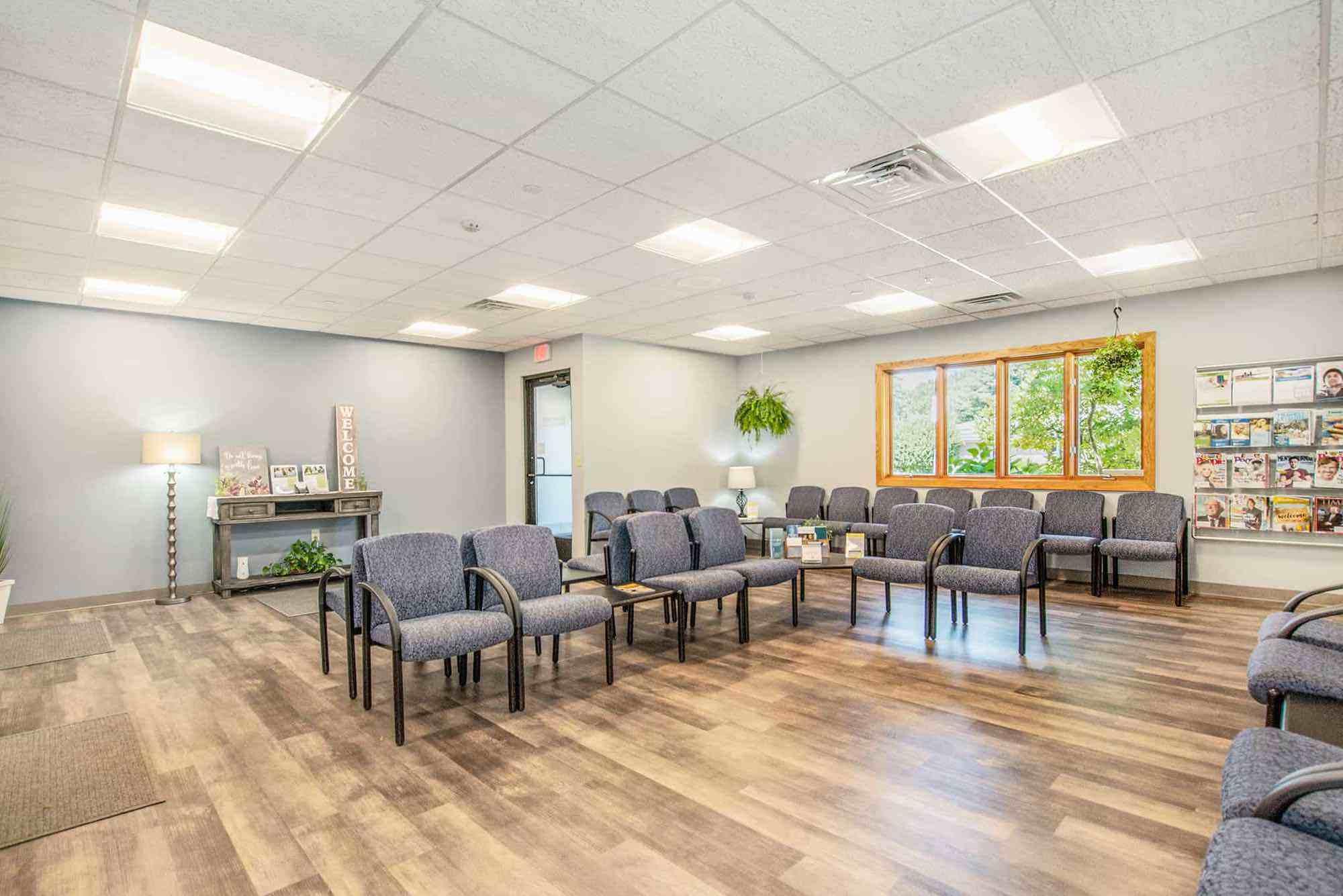 Holland Clinic theraoy lobby