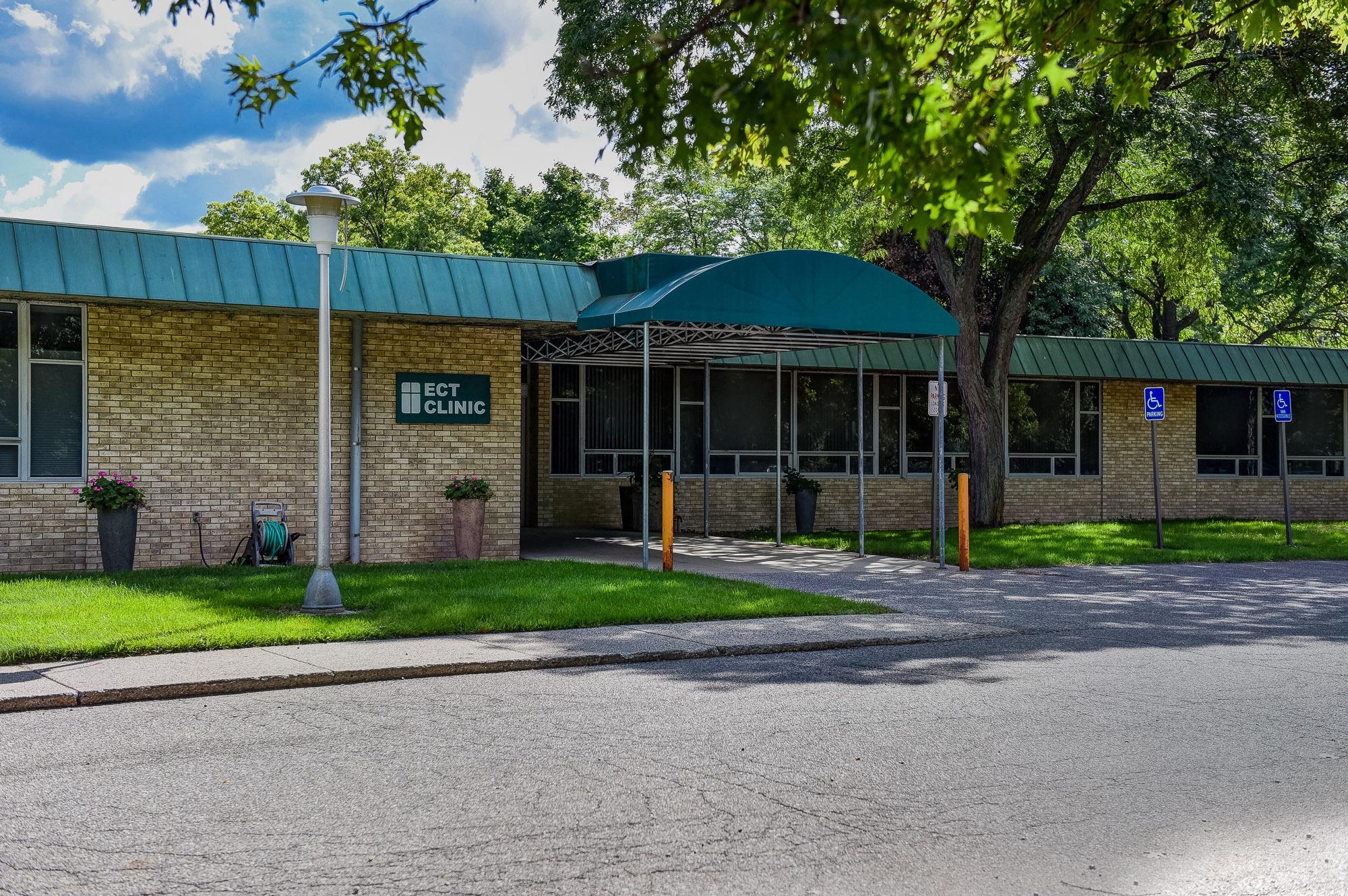 ECT Clinic exterior
