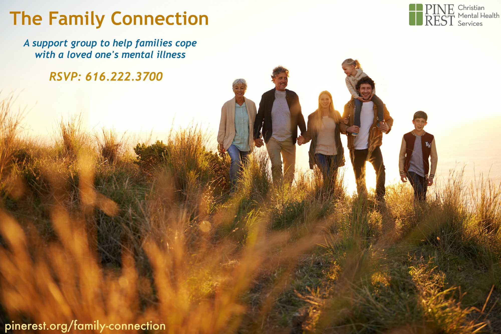 Family Connection AD Image