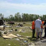 Managing Traumatic Stress After a Tornado
