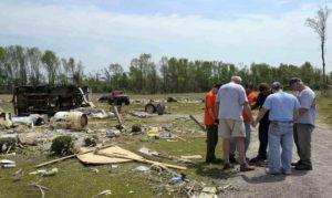 Managing Traumatic Stress After a Tornado