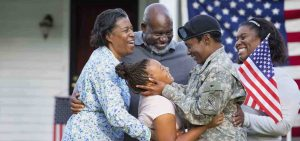 Resilience Building for Military Families