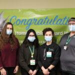 2021 Hummingbird Award Goes to Hickory Unit Psych Tech