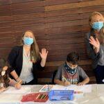 "Shanon Haskins & Ellen Elkins Demonstrate Activity Therapy for Maranda ""Cool School"" Feature"
