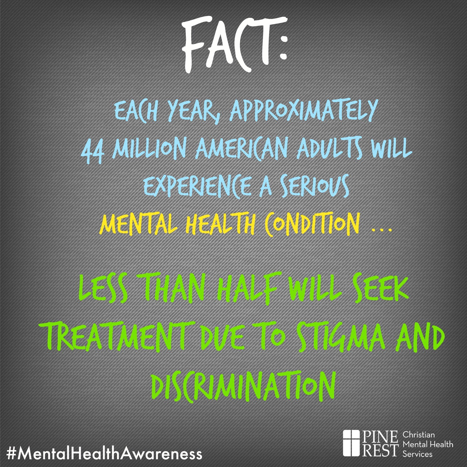 Mental Health Awareness 2016