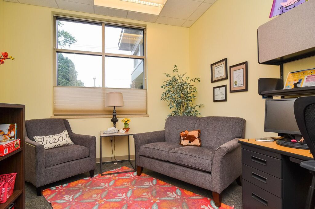 Southwest Clinic therapist office
