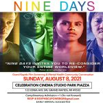 """""""Nine Days"""" Film Screening & Community Discussion Will Feature Local Mental Health Experts"""