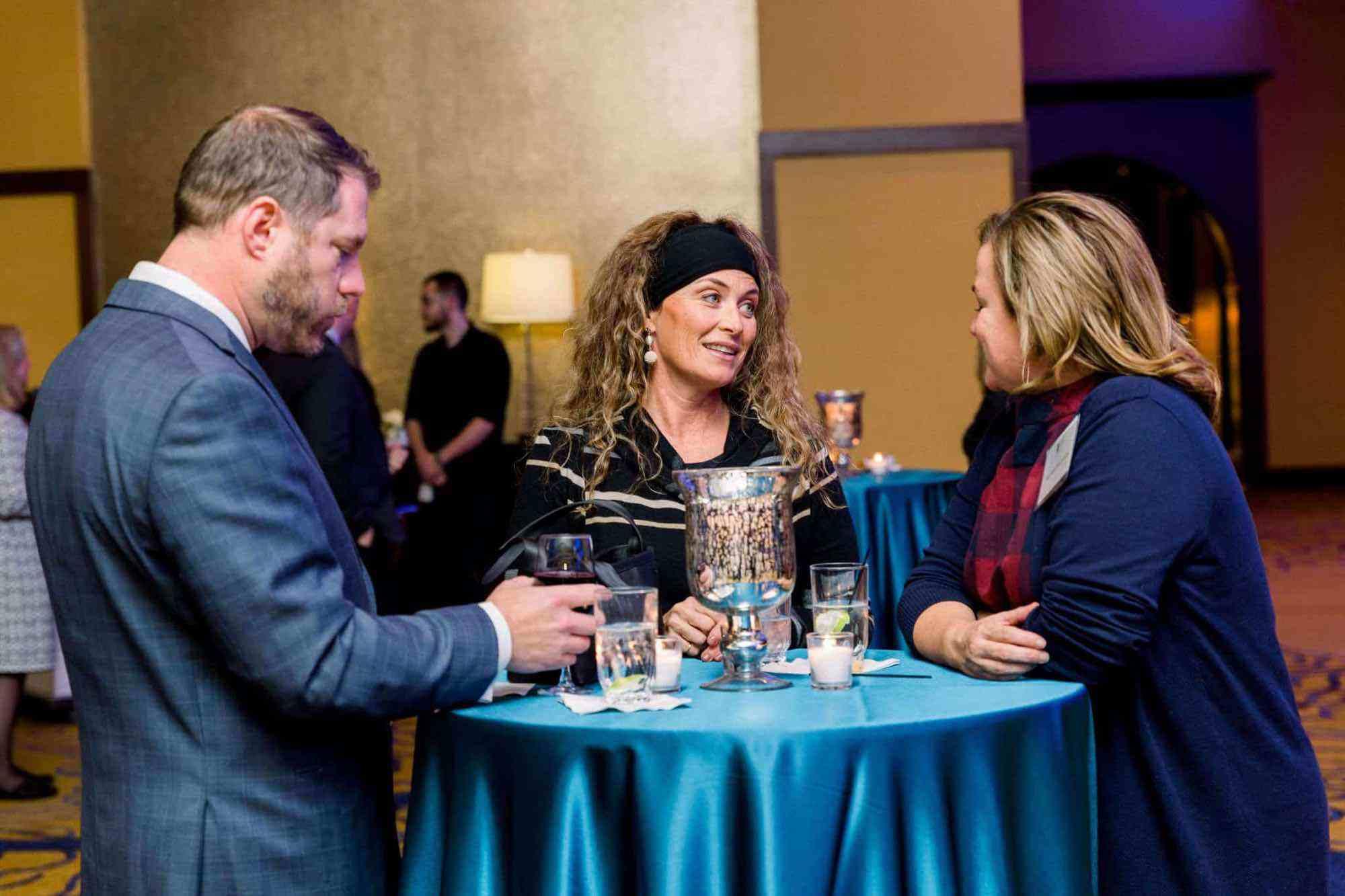 Scenes from 2018 Foundation Celebration Dinner