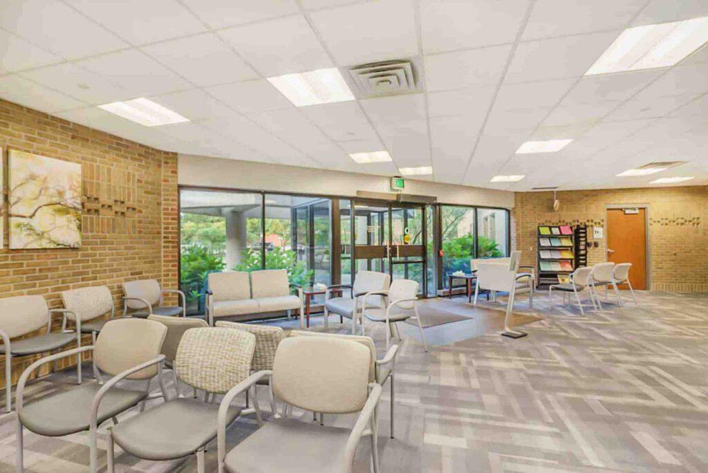 Loeks Residency Center Lobby