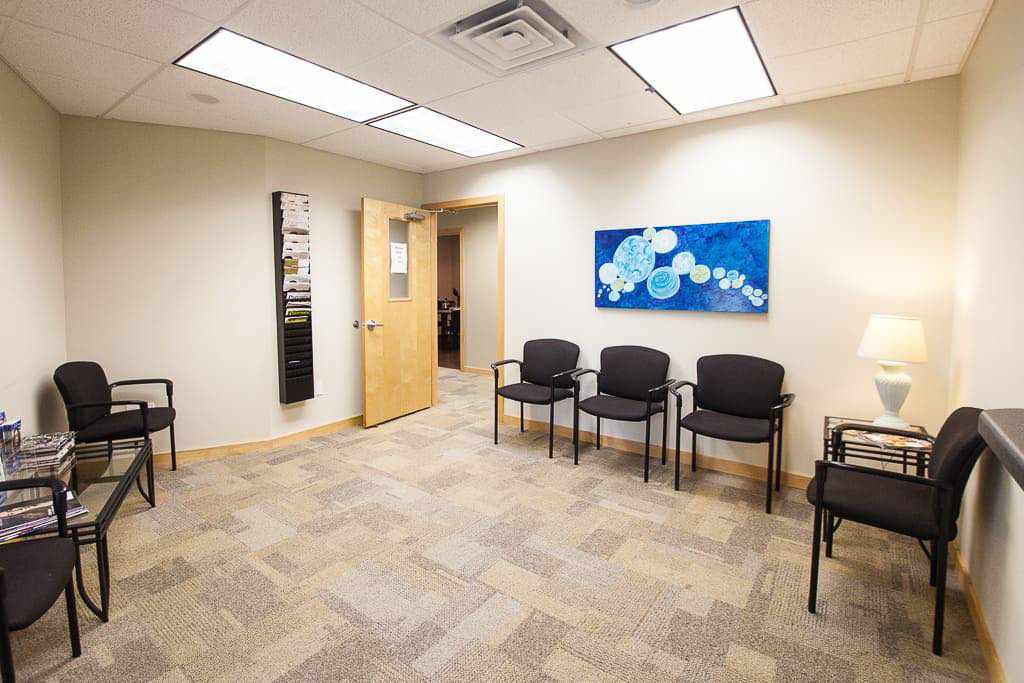 Pella Clinic therapy room