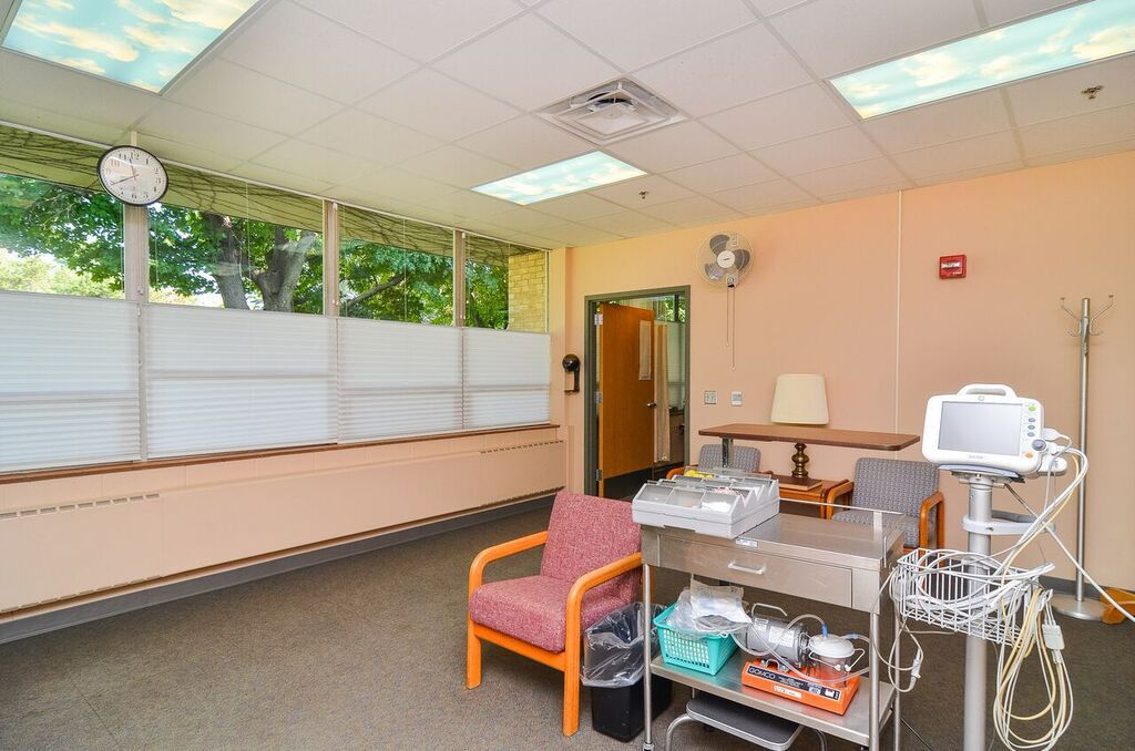 ECT Treatment Room