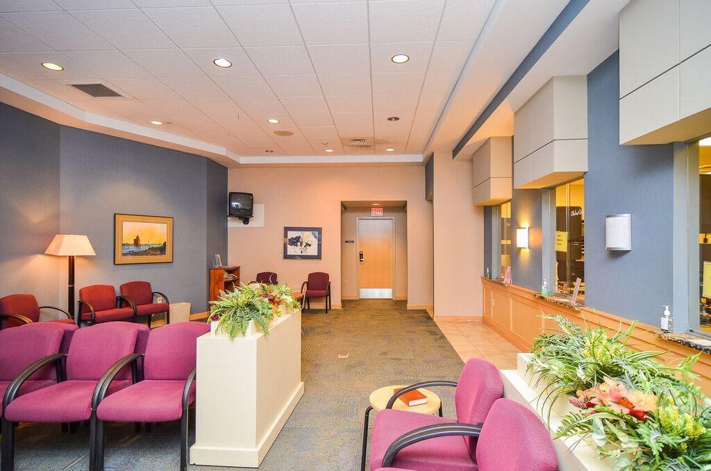 Southwest Clinic Interior Lobby