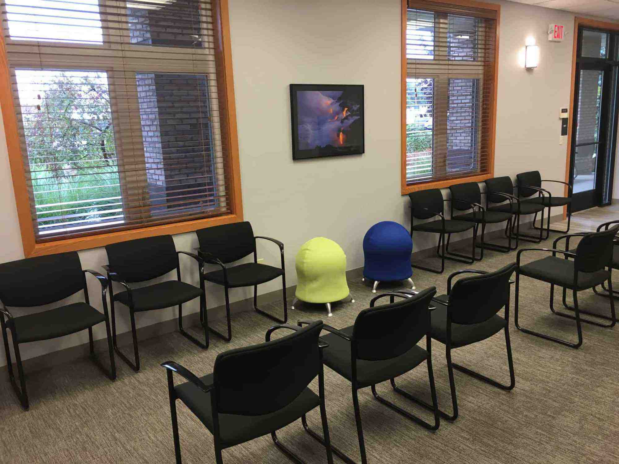 Forest Hills Clinic Waiting Area