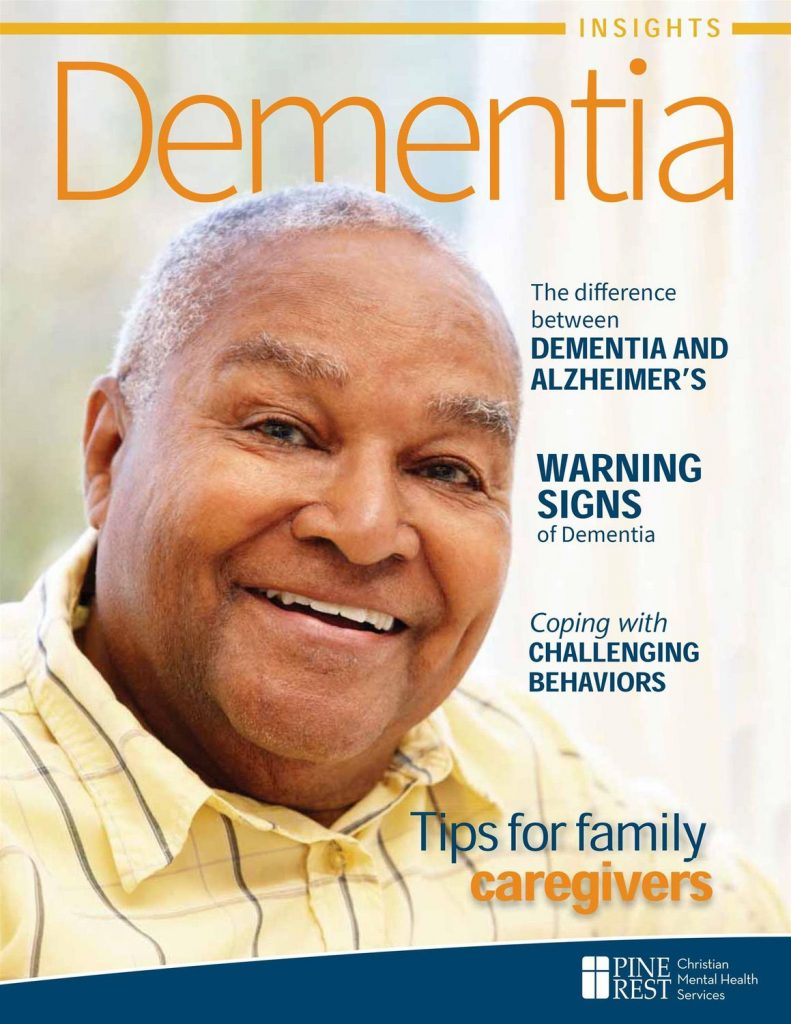 Dementia Insights Cover