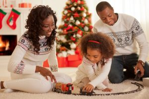 Blog: Children and Holiday Stress